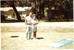 Armour Bryant and Pam Vallien 1986
