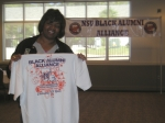 Official 2009 BAA Homecoming T-Shirt